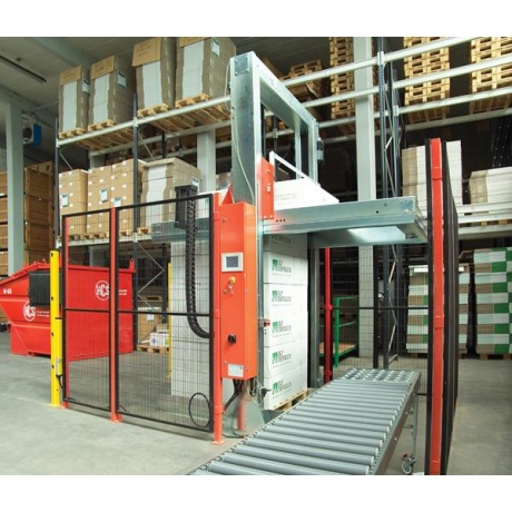 390pallet-loader-installation