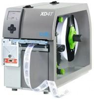 Two side care label printer CAB XD4T
