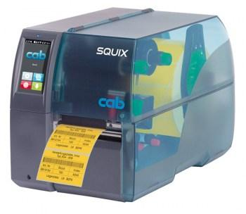Label printer CAB SQUIX 4B